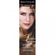 Coloração Permanente BEAUTY 45G 7.0 LOURO NATURAL