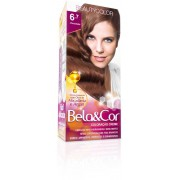 Coloração Permanente BELA&COR 110G 6.7 CHOCOLATE