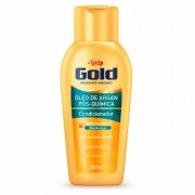 CONDICIONADOR NIELY  GOLD 200ML ARGAN POS QUIMIC