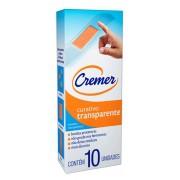 CURATIVO CREMER TRANSP 10UN