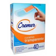 CURATIVO CREMER TRANSP 40UN