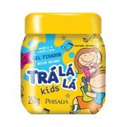 GEL CAPILAR INFANTIL TRALALA KIDS 250G