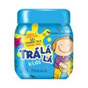 GEL CAPILAR INFANTIL TRALALA KIDS 250G COLA MUS