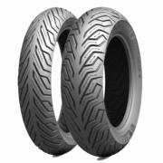 Kit Pneu Michelin City Grip 2 120/80-14 + 150/70-13