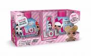 Kit Shampoo + Condicionador Infantil Lol Gratis Batom