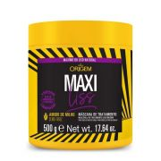 Mascara 500g Maxiliss - Origem