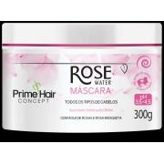 MÁSCARA CONCEPT ROSE WATER 300G - PRIME HAIR