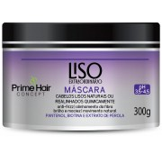 MASCARA PRIME HAIR 300G LISO EXTRAORD+PANTE
