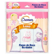 PANO BOCA CREMER FEM 35X35 3UN