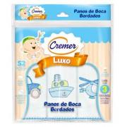 PANO BOCA CREMER MASCARA 35X35 3UN