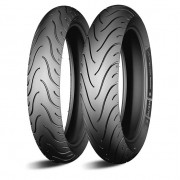Par Pneu Biz/pop Pilot Street Michelin 80/100-14+80/90-17