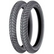 Par Pneu Michelin City Pro Traseiro 100/90-18+2.75-18