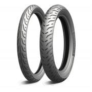 Par Pneu Michelin Pilot Street 2 Biz 80/100-14 + 60/100-17