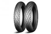 Par Pneu Michelin Pilot Street Radial 110/70-17+160/60-17