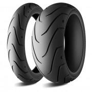 Par Pneu Michelin Scorcher 11 120/70-19 + 240/40-18