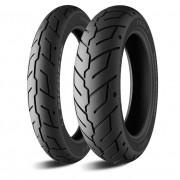 Par Pneu Michelin Scorcher 31 130/90-16 73h + 150/80-16 71h