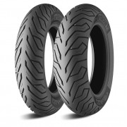 Par Pneu Moto Pcx Michelin City Grip 100/90-14+90/90-14