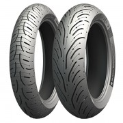 Par Pneu Scooter Michelin Pilot Road 4 160/60 R15 +120/70-15
