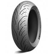 Pneu para Moto Michelin PILOT ROAD 4 Traseiro 180/55 ZR17 (73W)