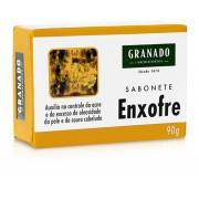 SABONETE ENXOFRE 90G - GRANADO