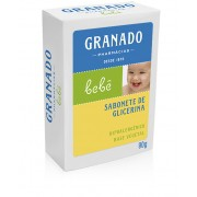 SABONETE INF GRANADO 90G BEBE GLIC TRADIC