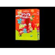 SHAMPOO+CONDICIONADOR INF GRUPY KIDS 500ML HID D MONTAO
