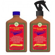 Shampoo + Tônico Crescimento Rapunzel - Lola Cosmetics 250ml Cada