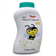 TALCO CREME TOPZ BABY 200G