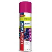 TINTA CHEMICOLOR LUMINOSA PINK 380ML - BASTON