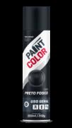 TINTA PAINT USO GERAL PRETO FOSCO 350ML - BASTON