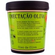 UMECTAÇÃO DE OLIVA / MÁSCARA RESTAURADORA DA UMIDADE NATURAL 200G - LOLA