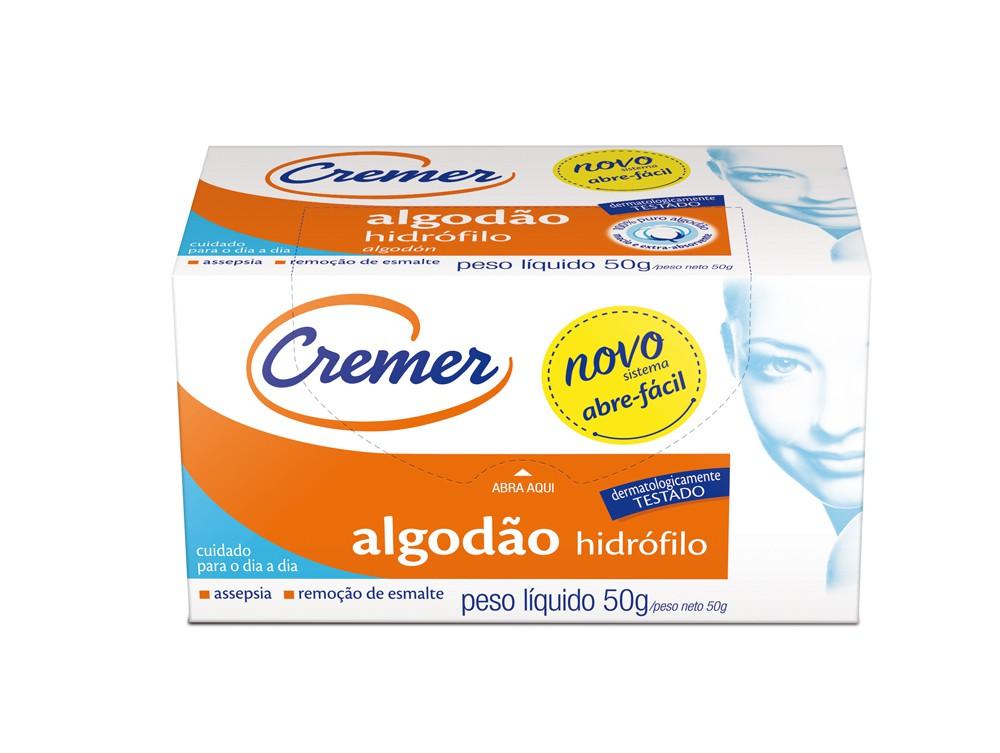 ALGODÃO CREMER 50G