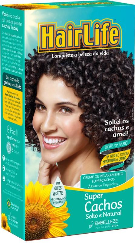 ALISANTE HAIR LIFE 180G SUPER CACHOS