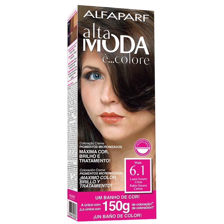 Coloração Permanente ALTA MODA 150G 6.1 LOU ESC CI