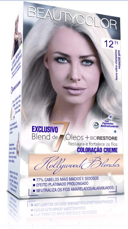 Coloração Permanente BEAUTY KIT 12.11 LO ULT CLA ESP GE