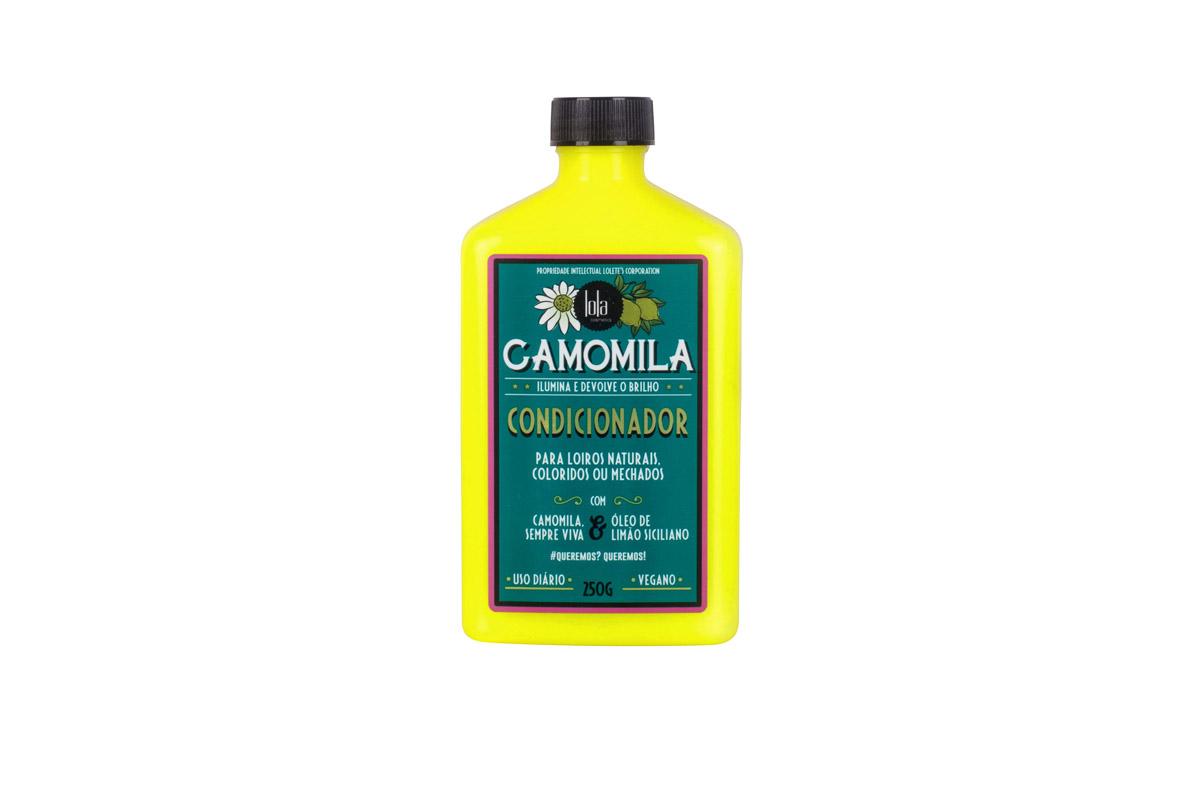 CONDICIONADOR CAMOMILA 250ML - LOLA