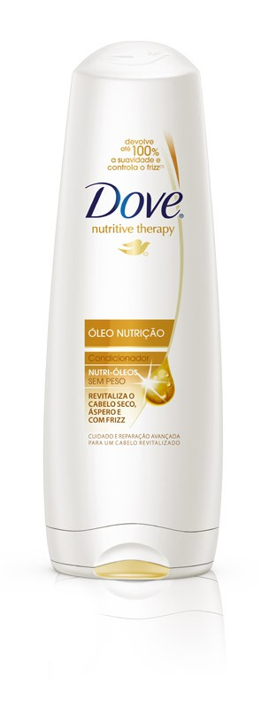 CONDICIONADOR DOVE 200ML OLEO NUTRICAO