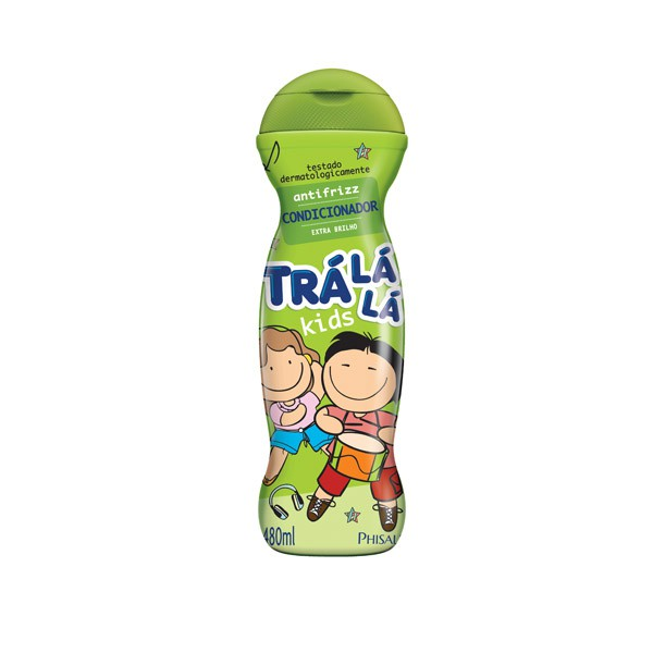 CONDICIONADOR INFANTIL TRALALA KIDS 480ML A.FRI MUS