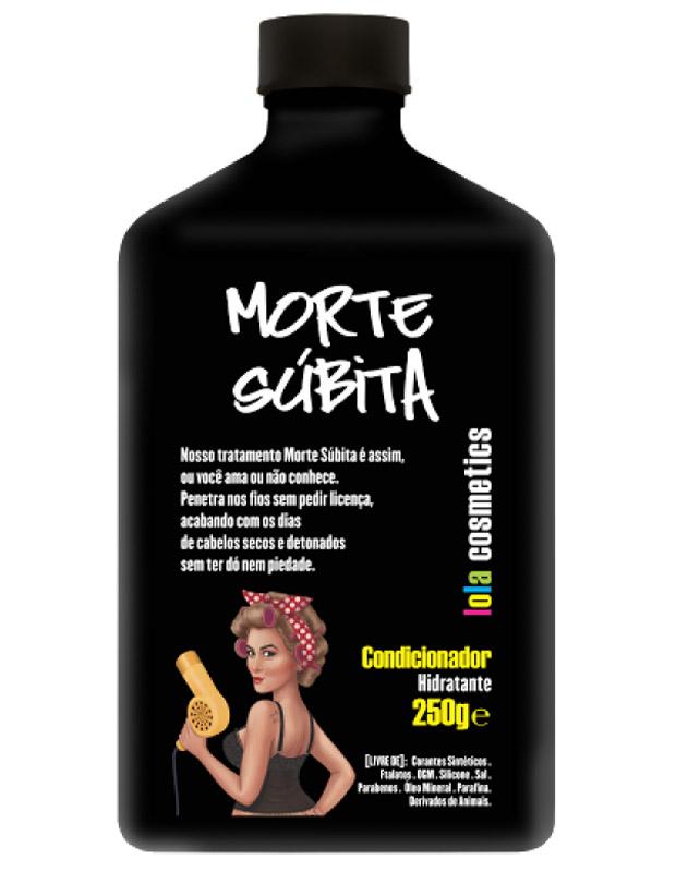 CONDICIONADOR MORTE SÚBITA 250ML - LOLA