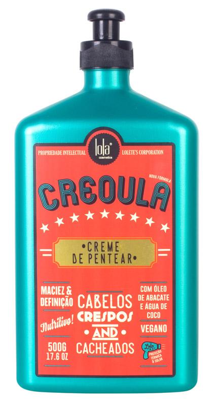 CREME DE PENTEAR CREOULA 500G - LOLA