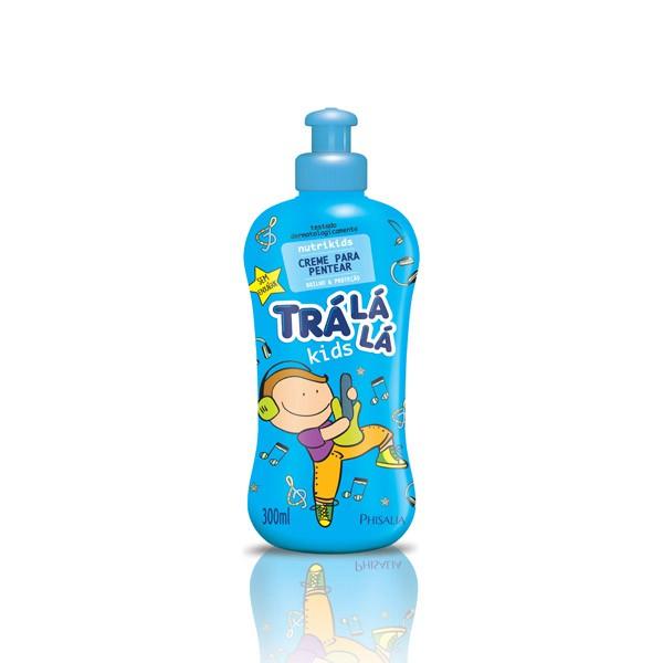CREME PENTEAR INFANTIL TRALALA KIDS 300 NUTR MUS