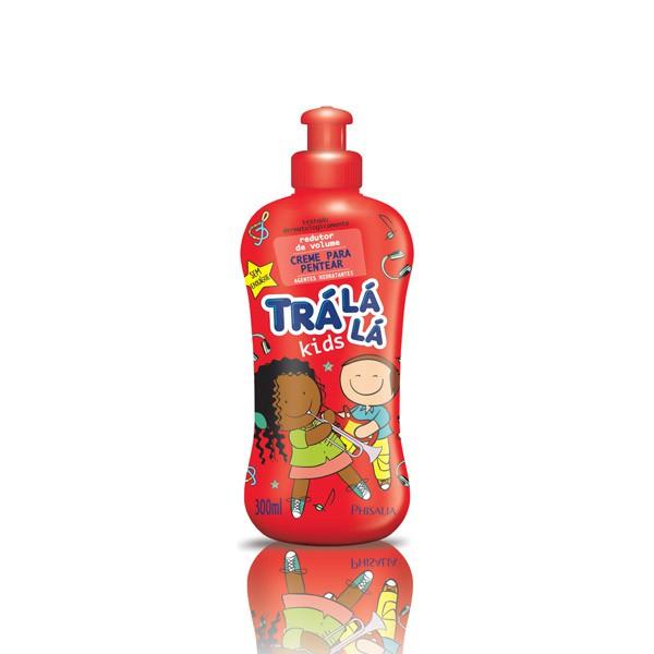 CREME PENTEAR INFANTIL TRALALA KIDS 300 RED VOL MUS