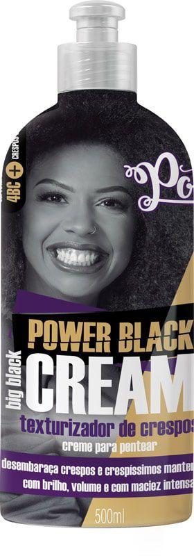 CREME PENTEAR POWER BLACK CREAM SOUL POWER 500M