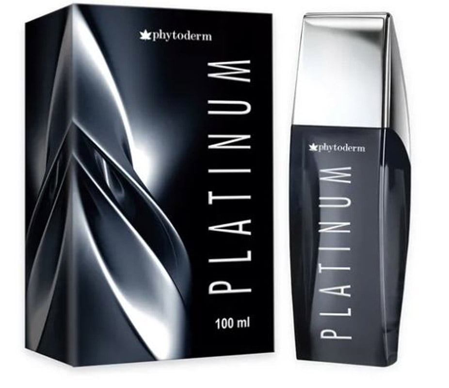 DEO COLONIA PHYT MASCARA 100ML PLATINUM