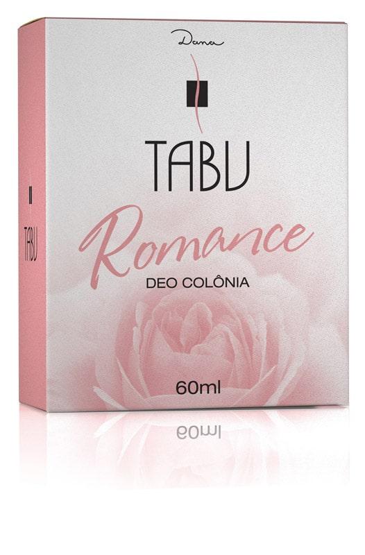 DEO COLONIA TABU 60ML ROMANCE
