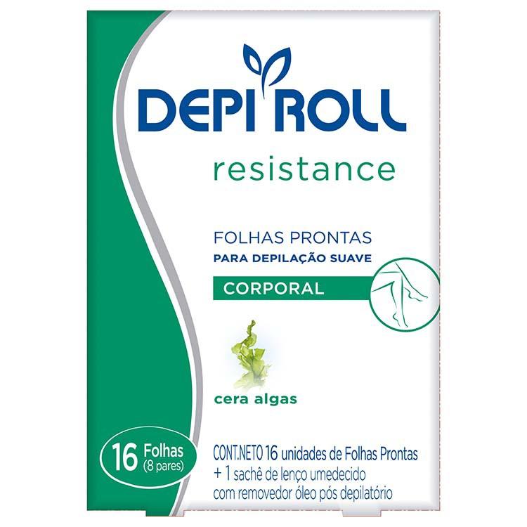 DEPIROLL FOLHA PRONTA CORP RESISTANCE