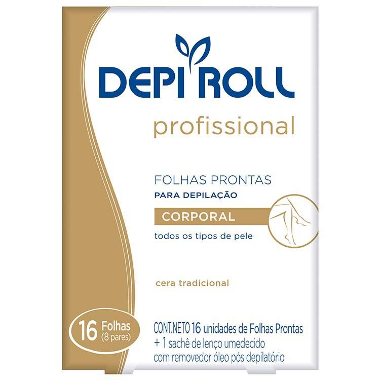 DEPIROLL FOLHA PRONTA CORP TRAD PROF