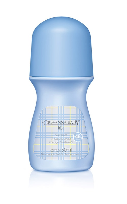 DESODORANTE ROLL ON GIOVANNA BABY 50ML BLUE