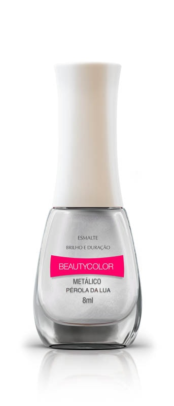 ESMALTE BEAUTY 8ML MET PEROLA DA LUA