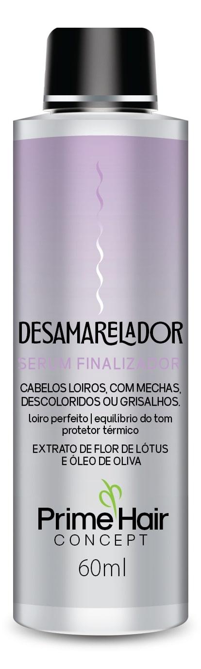 FINAL PRIME HAIR 60ML DESAMARELADOR